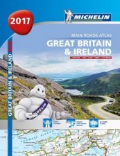 Great Britain And Ireland Atlas 2017 by Various