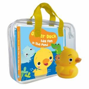 Oliver Duck has Fun in the Pond by Auzou Publishing