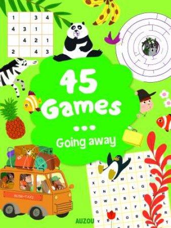 45 Games... Going Away!
