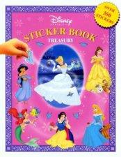 Disney Princess Sticker Book Treasury