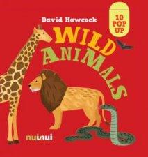 10 Pop Ups Wild Animals