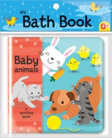 Baby Animals: A Spotting Game