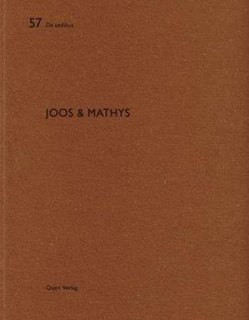 Joos and Mathys: De aedibus 57 by WIRZ HEINZ