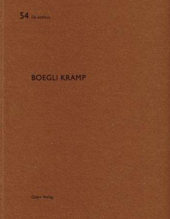 Boegli Kramp: De aedibus 54 by WIRZ HEINZ