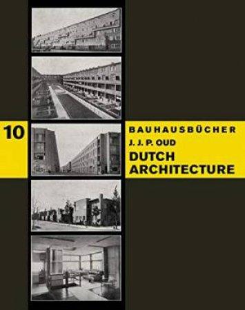 Dutch Architecture: Bauhausbucher 10