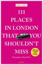 111 Places In London That You Shouldnt Miss