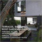 Terraces Balconies Roof Gardens  Patios