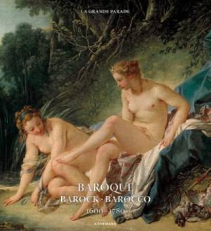Baroque 1600-1780 by Various