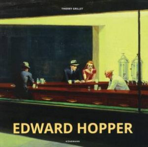 Edward Hopper by Thierry Grillet