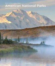American National Parks Alaska Northern  Eastern USA