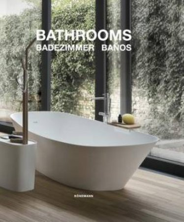 Bathrooms by Claudia Martinez Alonso
