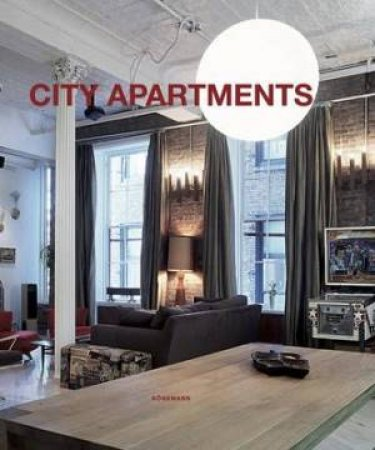 City Apartments by Claudia Martinez Alonso