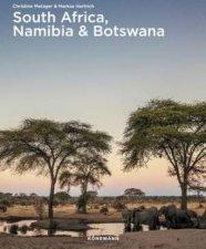 South Africa Namibia  Botswana