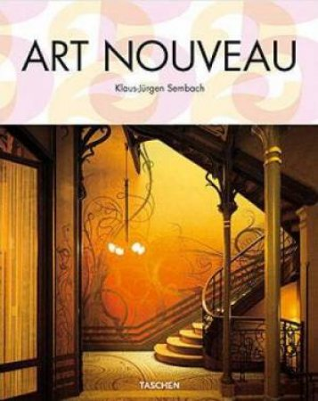 Art Nouveau by Klaus-Jurgen Sembach