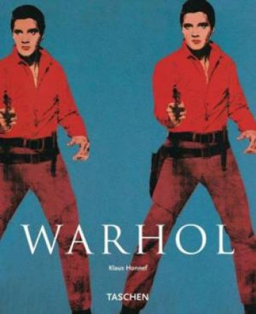 Warhol by Klaus Honnef & Andy Warhol