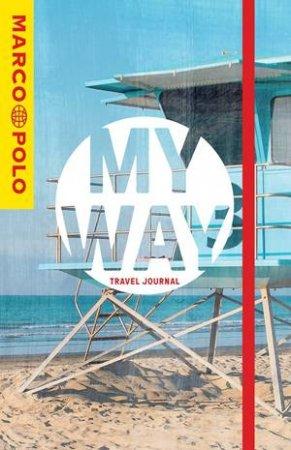 MY WAY Travel Journal (Beach Cover)