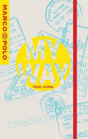 MY WAY Travel Journal (Passport Cover)