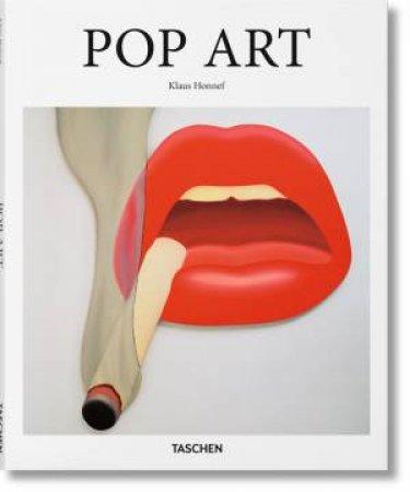 Pop Art by Honnef Klaus