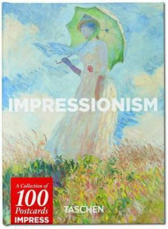 Impressionism Postcard Set by Various