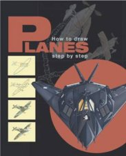 How to Draw Planes Step By Step
