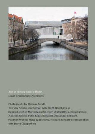 David Chipperfield Architects: James-Simon-Galerie Berlin
