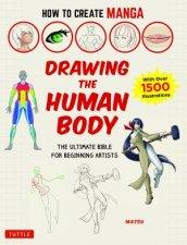 How To Create Manga Drawing The Human Body