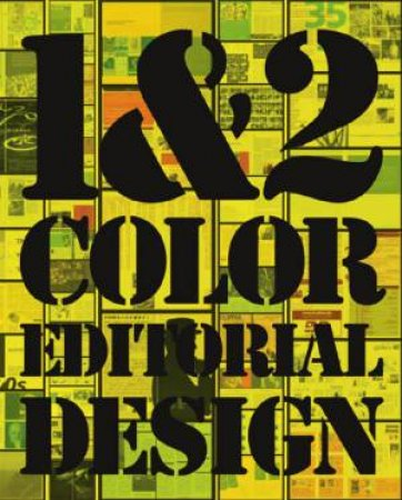 1 And 2 Color Editorial Design by Books Pie