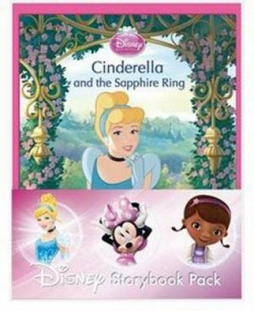 Disney Story Book Collection (Four Books) by Various
