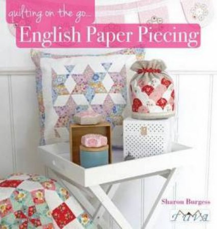 Quilting On The Go By Sharon Burgess 9786059192224