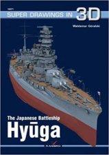 Japanese Battleship Hyuga