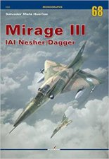 Mirage III IAI NesherDagger