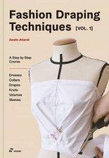 Fashion Draping Techniques Vol1