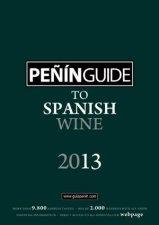 Penin Guide to Spanish Wine 2013