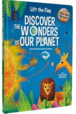 Discover The Wonders Of Our Planet  LiftTheFlap Book
