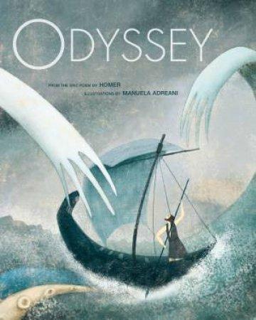 Odyssey by MANUELA ADREANI