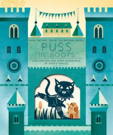 Puss in Boots by AGNESE BARUZZI