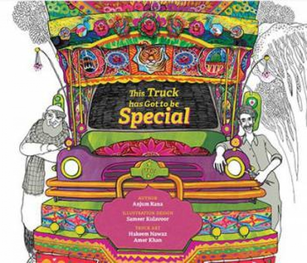 This Truck has Got to be Special by Anjum & Kulavoor & S Rana [Hardcover]