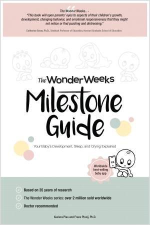 Wonder Weeks Milestone Guide by Frans Plooij & Xaviera Plas-Plooij