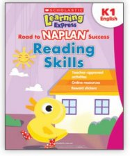 Learning Express NAPLAN: Reading Skills K1 by Various