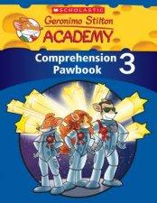 Geronimo Stilton Academy Comprehension Pawbook Level 3