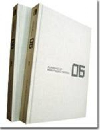 06 Almanac Of Asia-Pacific Design (2 Volume Set) English/Japanese Text by Various