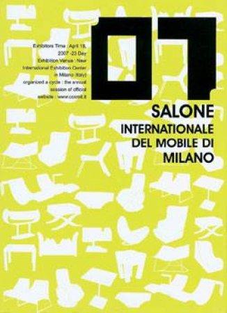 07 Salone Internationale Del Mobile Di Milano by Various