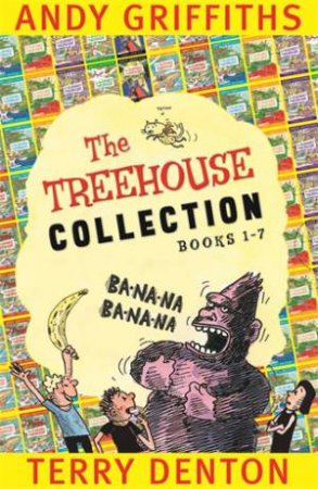 The Treehouse Collection: Books 1-7