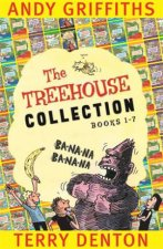 The Treehouse Collection Books 17