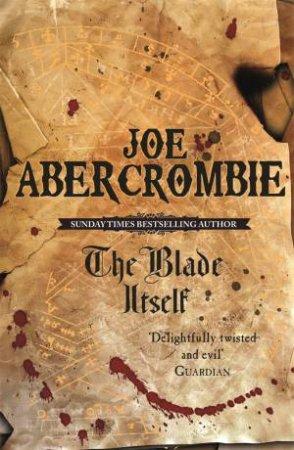 The Blade Itself (promo ed.)