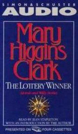 The Lottery Winner - Cassette by Mary Higgins Clark
