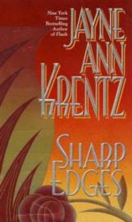 Sharp Edges - Cassette by Jayne Ann Krentz