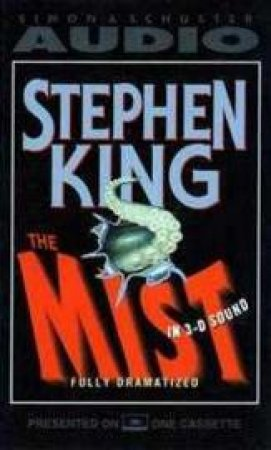 Mist - Cassette by Stephen King