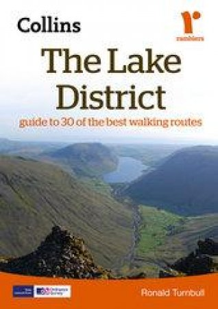 Collins Ramblers The Lake District by John Gillham & Ronald Turnbull