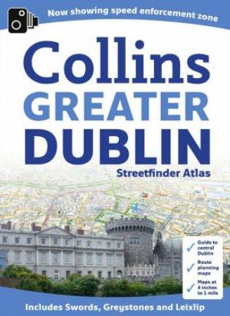 Collins Greater Dublin Street Atlas by Harpercollins Publishers Ltd.